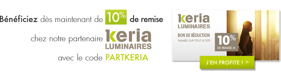 luminaire de cuisine chez keria. Black Bedroom Furniture Sets. Home Design Ideas