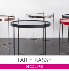 Tables basses design