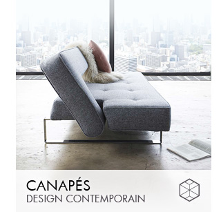 Canapés design Contemporain