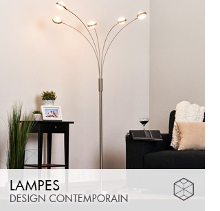 Lampes design Contemporain