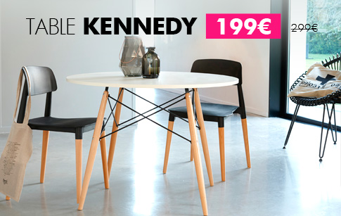 Table Kennedy