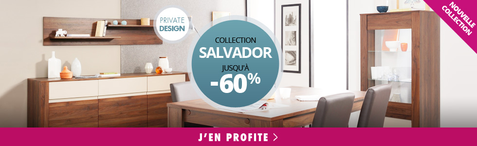 Collection Slavador jusqu'à -60%