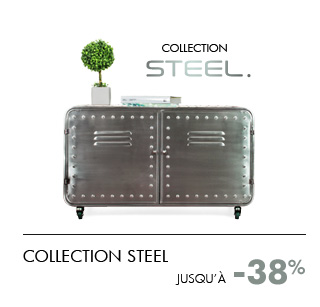 Nouvelle Collection Steel