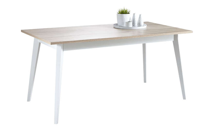 TABLE 160 CM Bois BERGEN TABLE