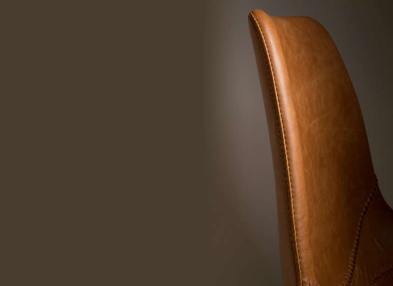 CHAISE Marron FRANKY
