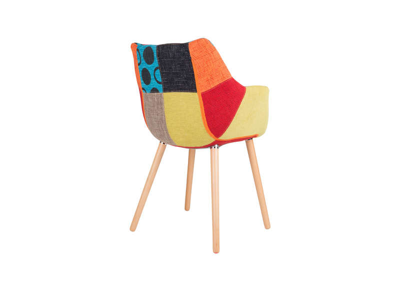 Chaise Patchwork Achatdesign