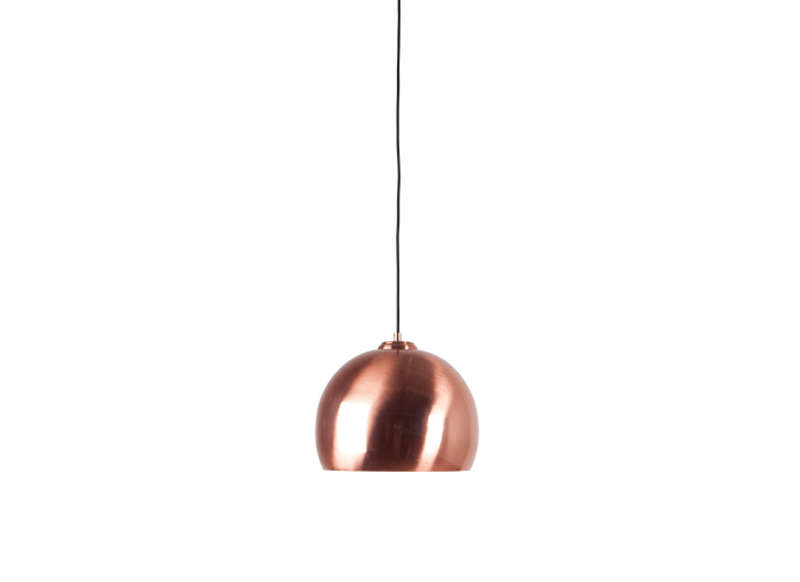 Suspension vintage Cuivre ALIZ