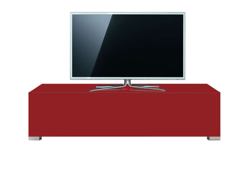 Ensemble tv mural pas cher madison achatdesign for Achatdesign meuble tv