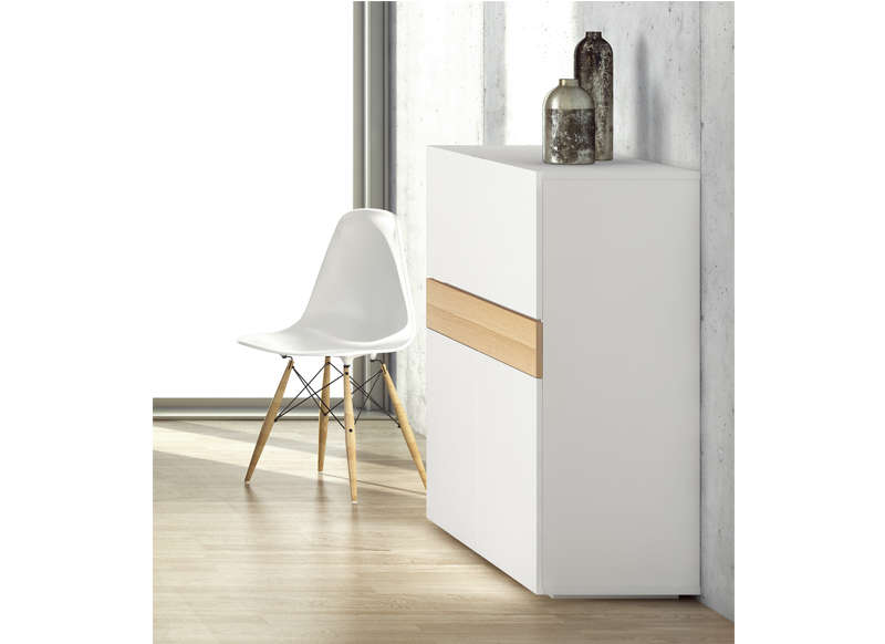 Bureau r tractable design achatdesign - Meuble bureau secretaire design ...