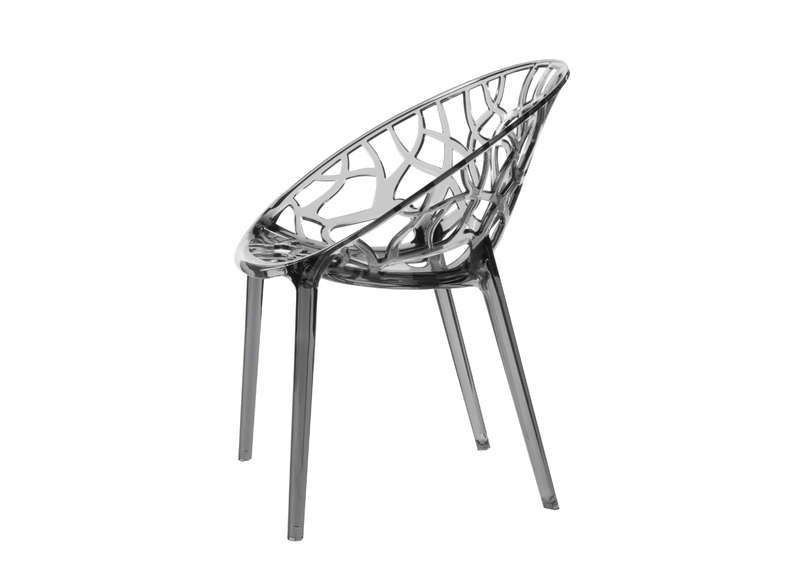 Chaise design en plastique achatdesign - Chaise design polycarbonate ...
