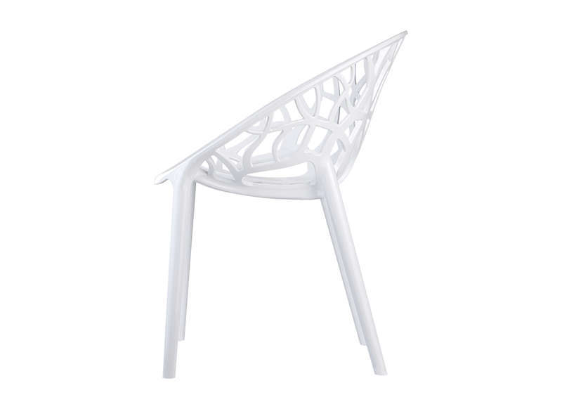 Beautiful blanc blanc with chaise plastique design pas cher - Chaise plastique pas cher ...