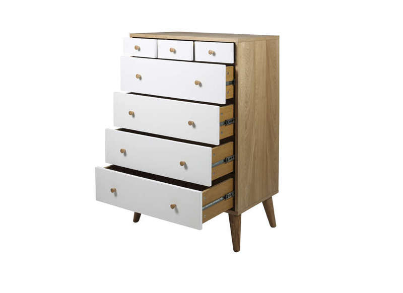 Commode chambre scandinave nous faire reste plus l 39 aise - Commode design scandinave ...