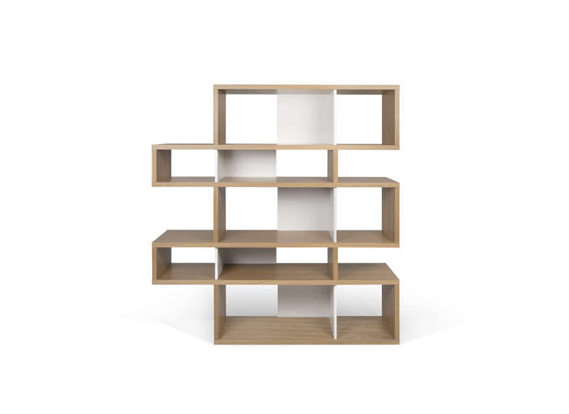 Biblioth que design ch ne london 5 rang es - Bibliotheque basse design ...