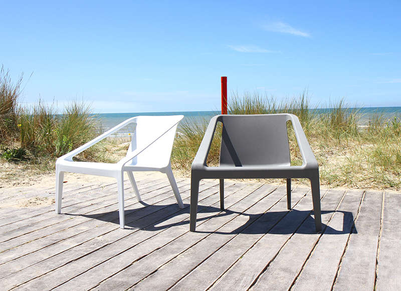 Chaise de jardin design achatdesign - Chaise exterieur design ...