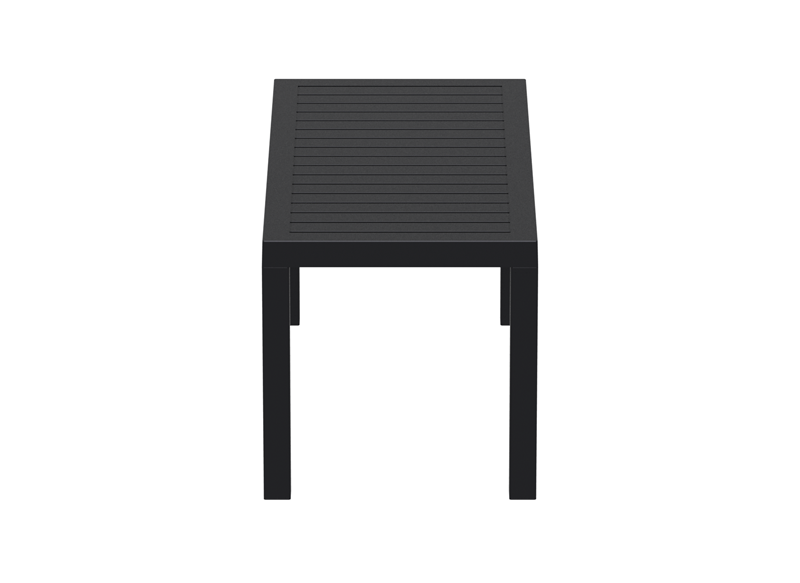 TABLE BASSE EN POLYPROPYLENE Noir PACIFIC