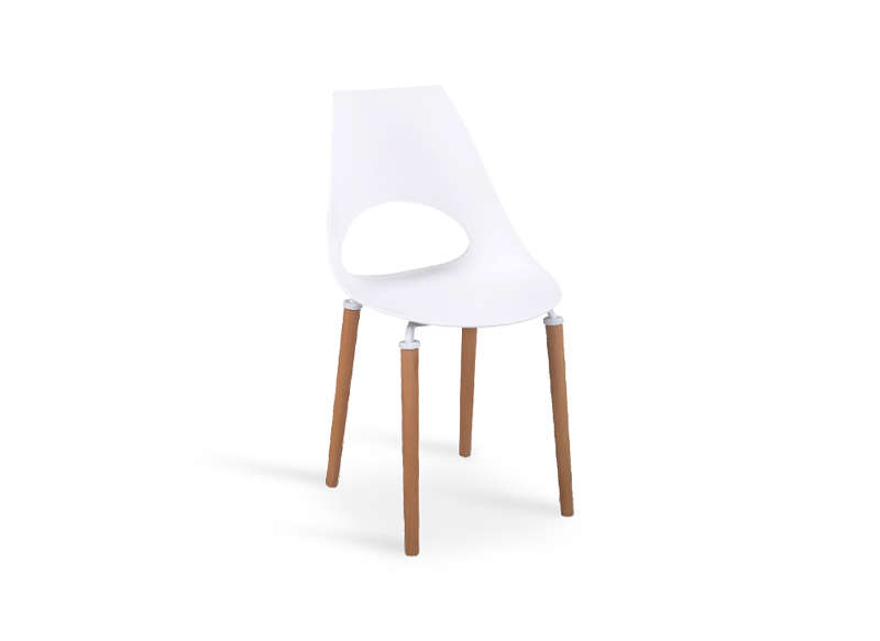 CHAISE DESIGN Blanc DROP