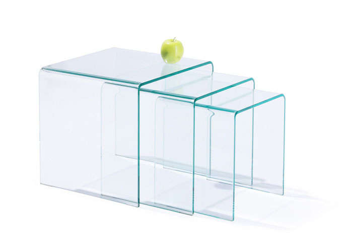 Table Basse Transparente Transparent Loan L