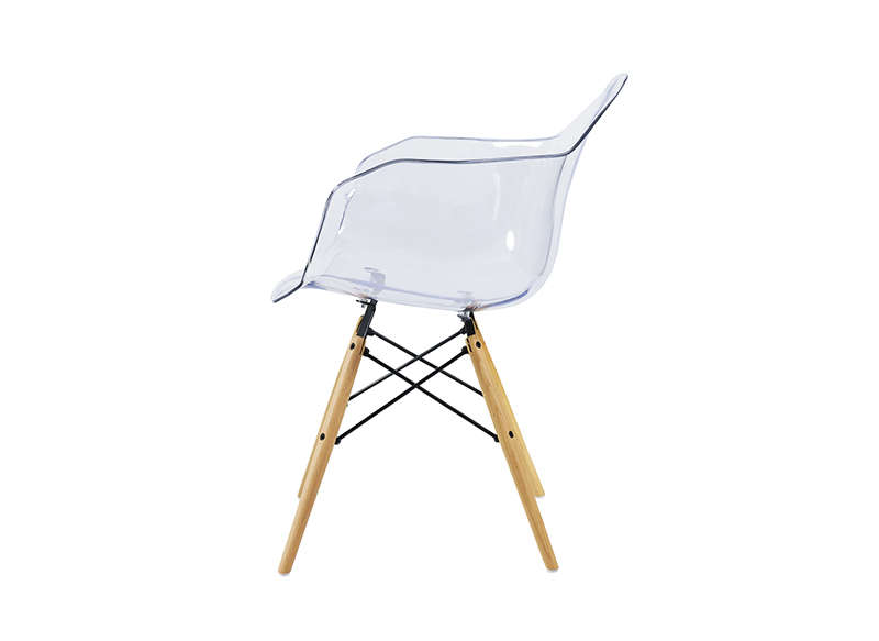 Chaise en polycarbonate achatdesign - Chaise en polycarbonate ...