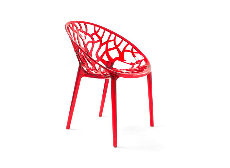 Chaise design en plastique achatdesign - Chaise design plastique ...