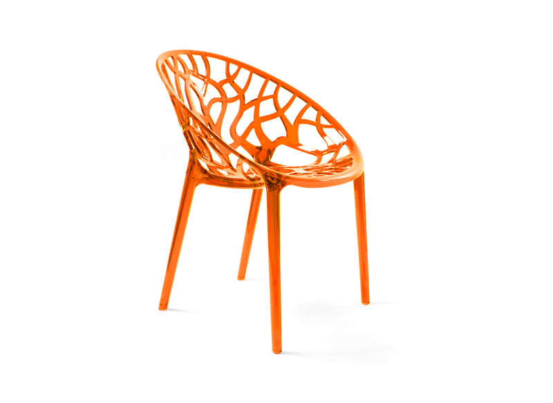 Chaise Design En Plastique Achatdesign