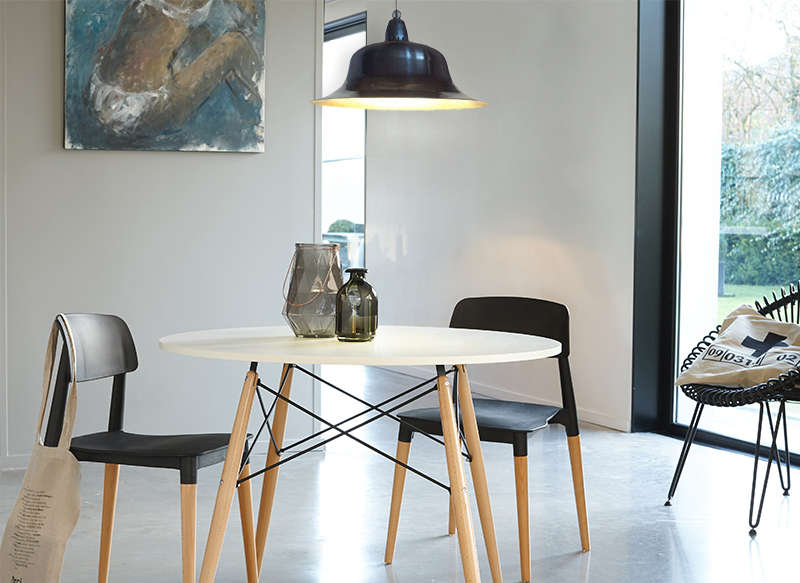 Table ronde scandinave | AchatDesign
