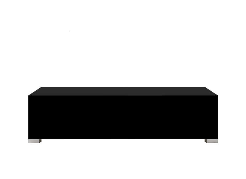 Banc tv laqu design achatdesign for Banc tv noir