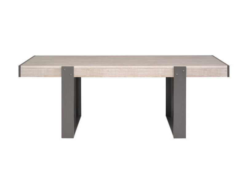 Pied de table contemporain 20170724041305 - Table a manger contemporaine ...