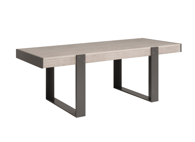 Table de salle manger anvers for Model de table a manger en bois