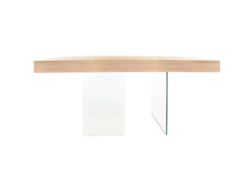 Table design achatdesign for Table salle a manger carree design en verre