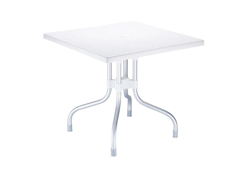 Table pliante design Blanc FORZA
