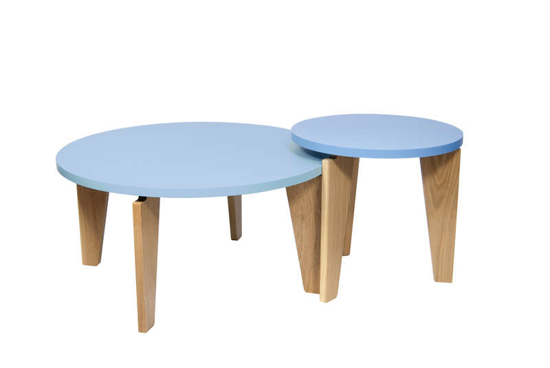 Table basse ronde d 39 appoint ytamo achatdesign - Table ronde d appoint ...