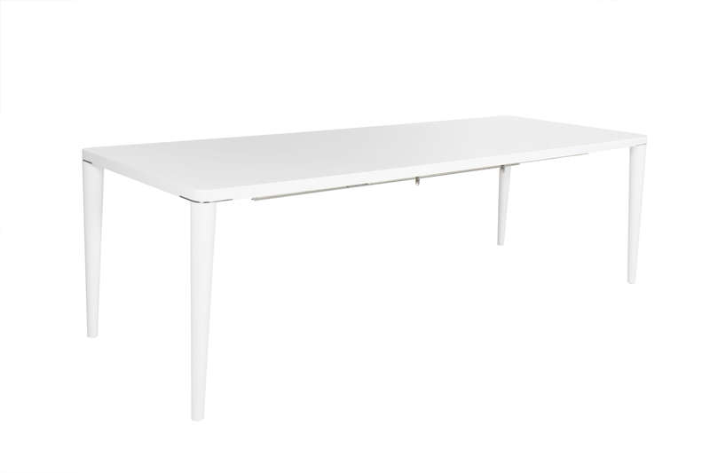 Table Extensible 3 M Tres Blanche Achatdesign