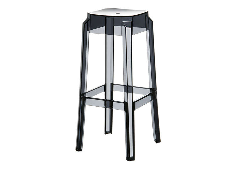 1000 images about tabourets on pinterest forests bar designs and ghosts - Tabouret bar cuir noir ...
