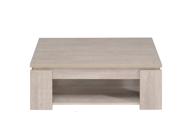Table basse carrée Bois ANVERS