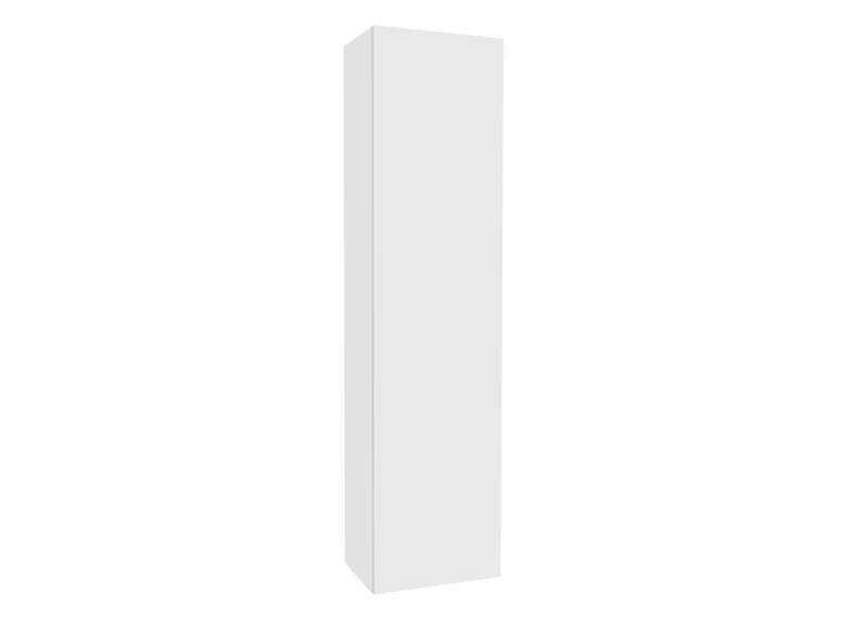 Meuble tv suspendu laqu design vertical l achatdesign - Meuble blanc laque suspendu ...