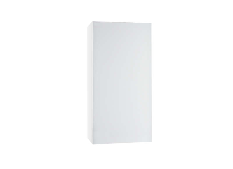 Meuble tv design Blanc Vertical S