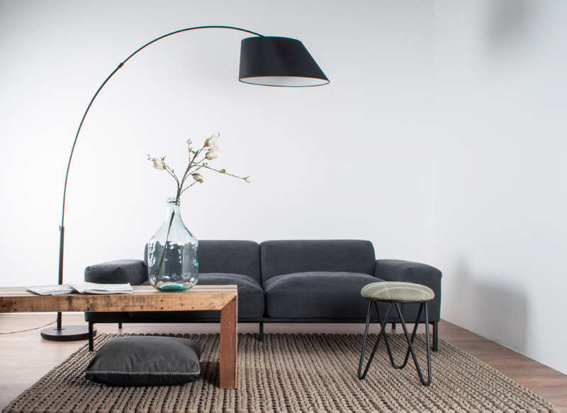 Lampadaire design d port achatdesign - Lampadaire design salon ...