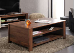 Table basse noyer Noyer Salvador