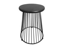 TABLE BASSE EN METAL Noir METIX T