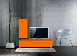 Ensemble TV design pas cher Orange ATLANTIS
