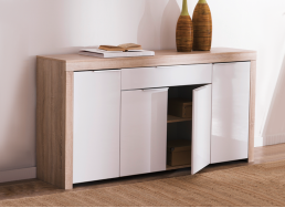 Buffet design vaisselier achatdesign - Buffet contemporain design ...