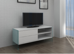 Meuble tv design banc tv achatdesign for Achatdesign meuble tv