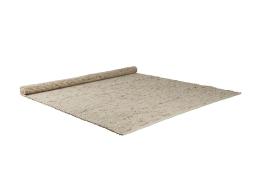 Tapis en laine Naturel PURE