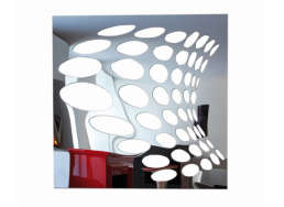MIROIR DESIGN Transparent PSYCHE