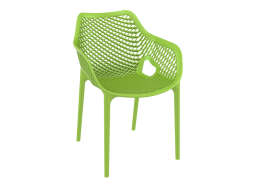 Chaise de jardin design Vert AIR XL