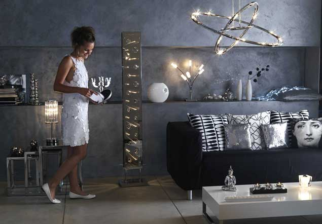 quelle dimension de suspension pour une tr s grande pi ce achatdesign. Black Bedroom Furniture Sets. Home Design Ideas