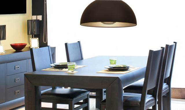 bien choisir sa suspension pour sa table de salle manger. Black Bedroom Furniture Sets. Home Design Ideas