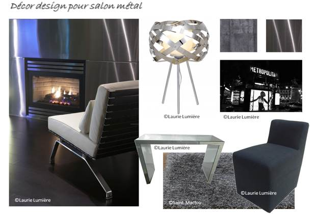 Decor-design-salon-métal