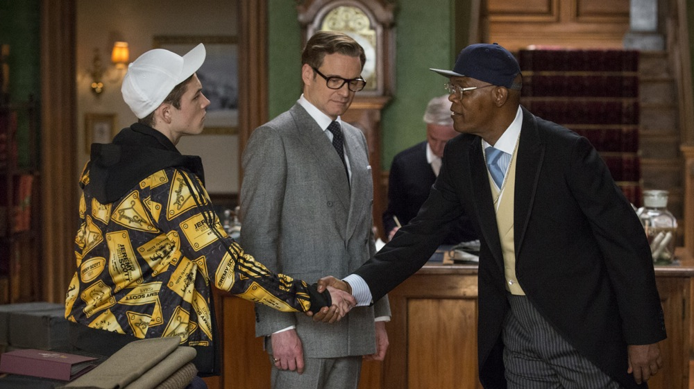 Kingsman le film