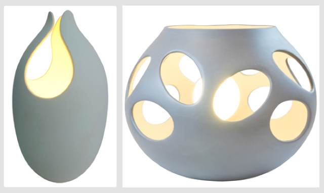 lampes-objets-ceramiques-blanches-lucio-dimitri-laurie-lumiere